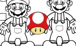 Mario Avec Son Frere