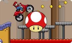 Mario Bros Motorbike 2