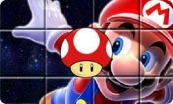 Puzzle Super Mario Galaxy