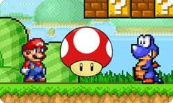 Super Mario Bros Star Scramble 2